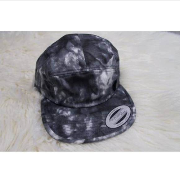 Volcom Men s Unisex Crown Me Hat Black Gray NWT f7ea0022606
